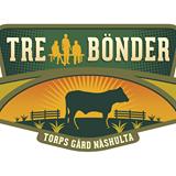Tre Bönder logo