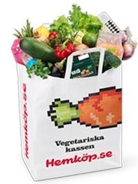 Vegetariska kassen