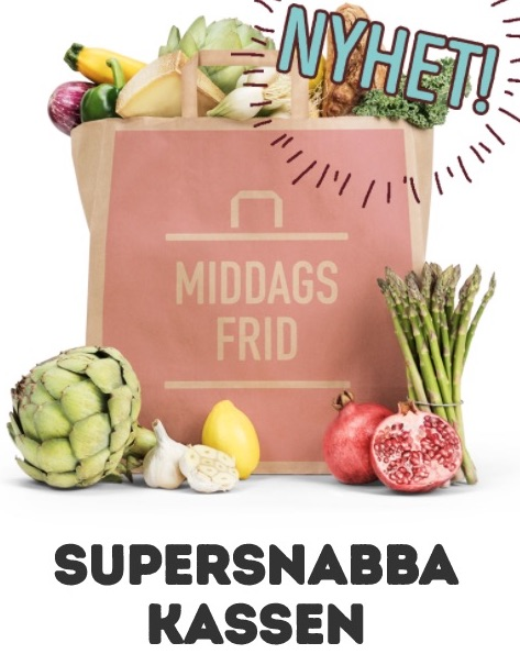Supersnabba kassen