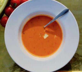 Zeinas tomatsoppa
