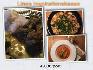 Linas Inspirationskassevecka